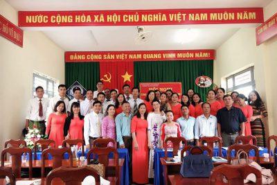 Hội nghị Công chức, viên chức và người lao động năm học 2020-2021